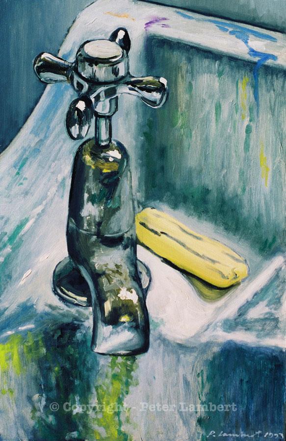 Studio Tap - 1993, Sold