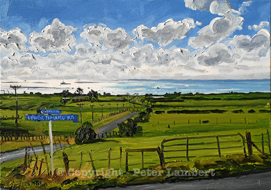 Lower Timaru Road - 2014, Sold