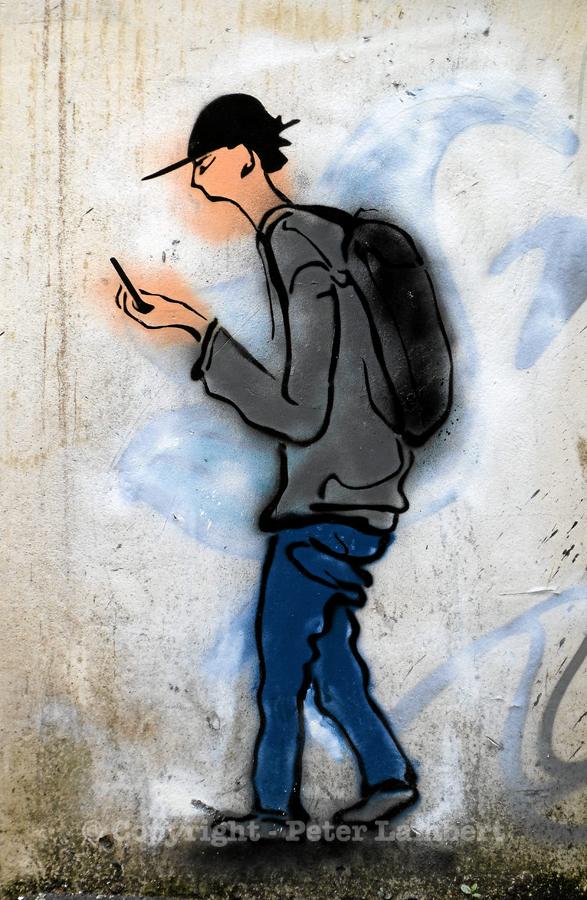 Street Art Close Up - 2014