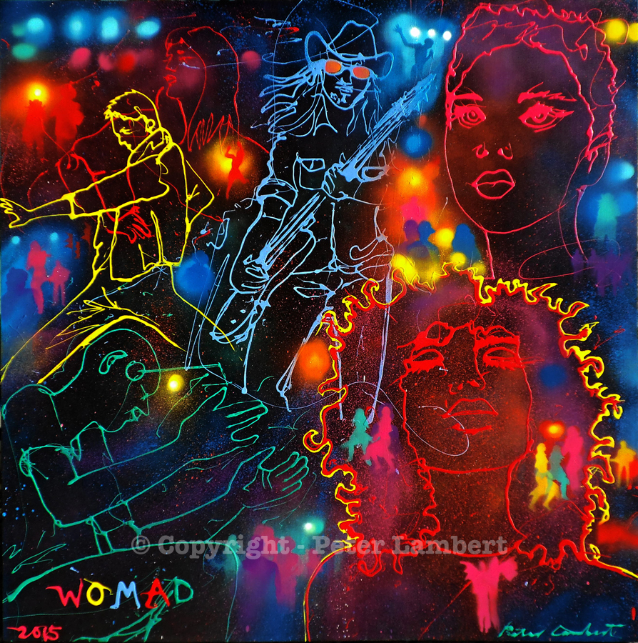 Womad - 2015, Sold