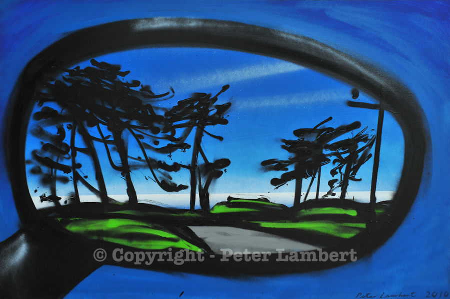 Wing Mirror - 2010, Sold
