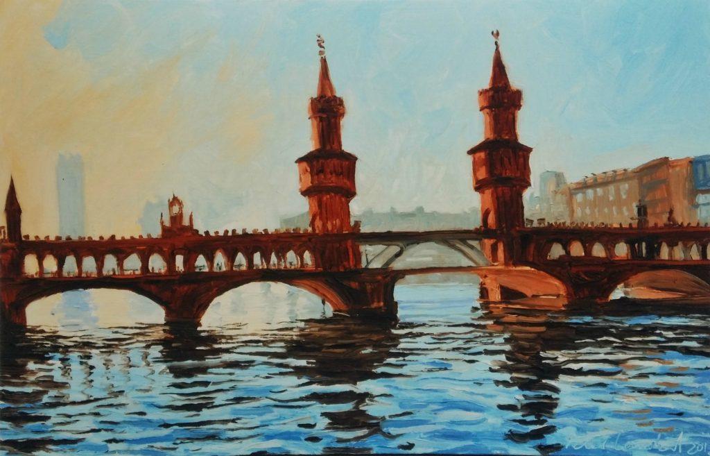 Oberbaum Bridge - 2012, Sold